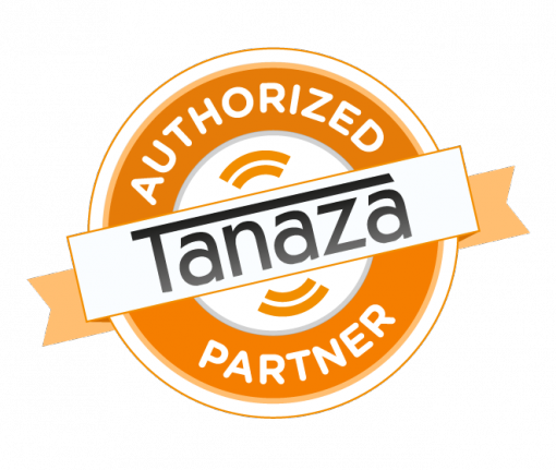 Logo Authorized Partner Tanaza Reseller Partner Program