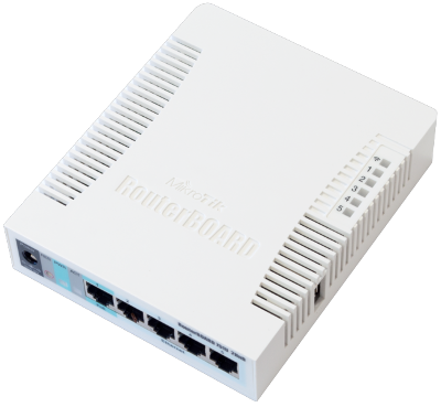 MikroTik RB95UI-2HnD | Tanaza Powered Supported Access Point