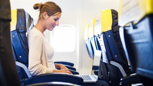 In-flight Wi-Fi: Emirates, Norwegian Airlines, Delta, Virgin, Gogo