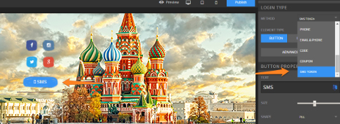 In Russian cities, most places offer a public Wi-Fi connection. Nevertheless, there still is a long way to go before a wireless connection can be provided throughout the entire country. - Tanaza built-in splash page