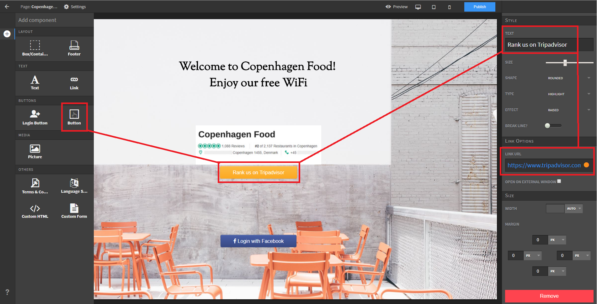 Copenhagen Food Tripadvisor Reviews Splash Page