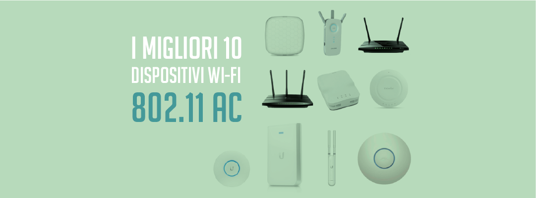 Affordable access points 802.11ac in 2017