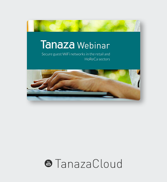 video webinar Tanaza with Flashstart
