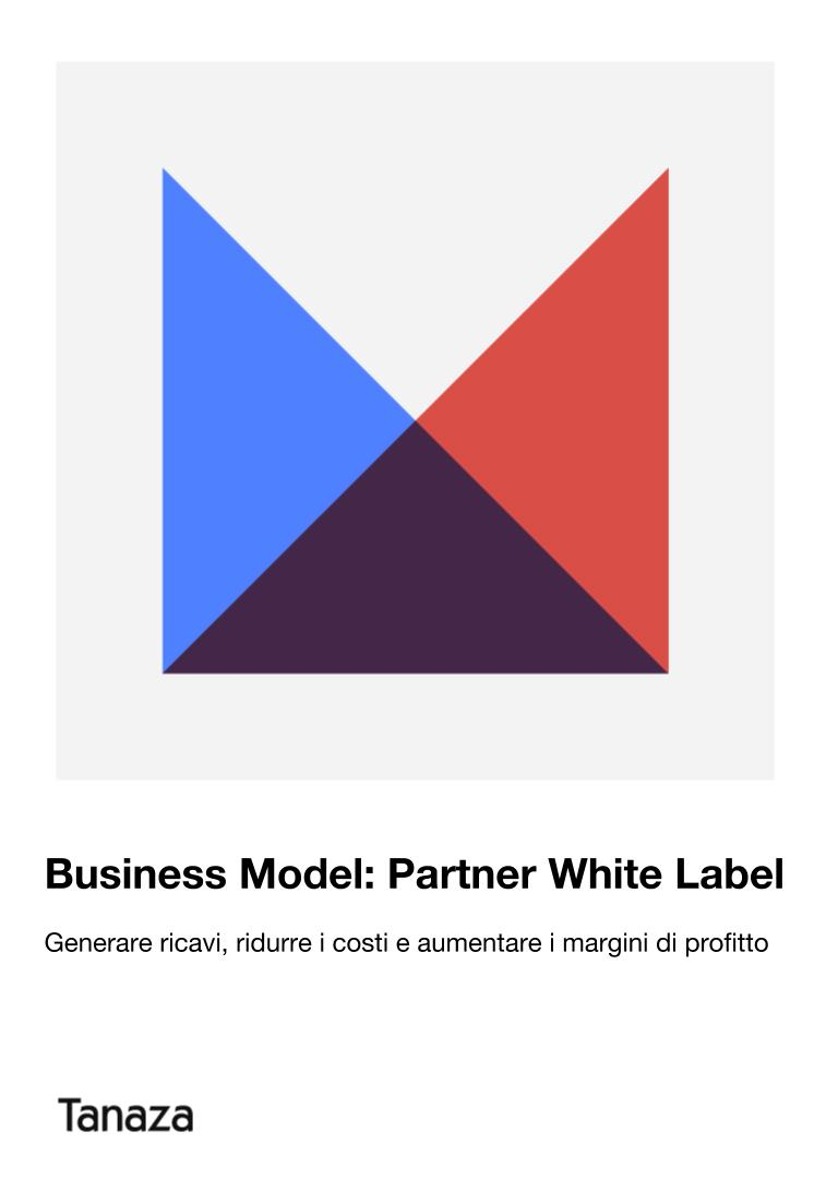 business model partner white label tanaza