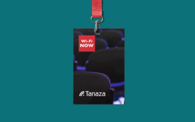 Tanaza attends the Wi-Fi NOW Europe 2018 expo and conference