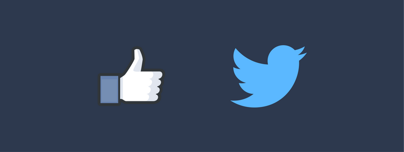 Facebook and Twitter Social Login