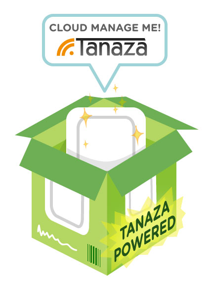 OEM firmware | Tanaza firmware for OEM manufacturers | Tanaza Powered AP