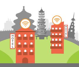 Tanaza Wi-Fi per hotel