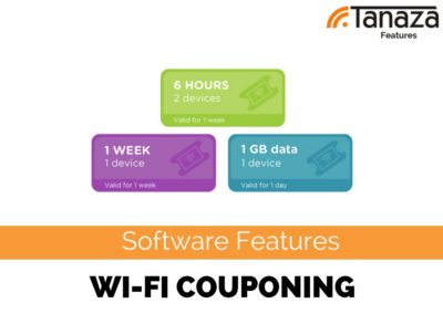 Paid and Free Wi-Fi / Voucher-based authentication