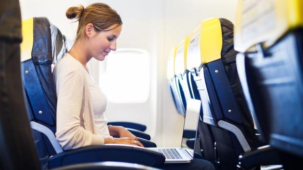 In-flight Wi-Fi: Emirates, Norwegian Airlines, Delta, Virgin, Gogo