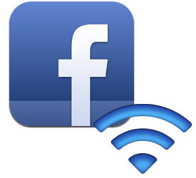 Facebook Wi-Fi Check-Ins for retailers