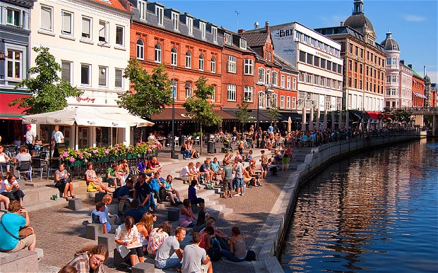 Denmark, one of the most thriving countries in Europe in terms of wired and wireless Internet coverage, has been in constant growth over the past few years.- Aarhus, Denmark