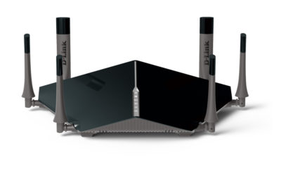 D-Link DIR-890L AC3200 tri-band router goes on sale today