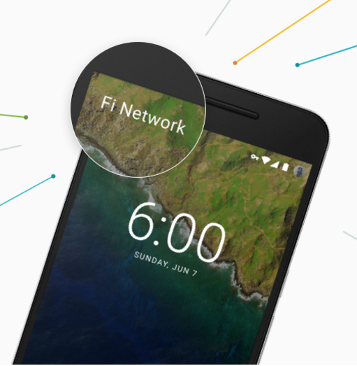 In April 2015, Google announced that US Cellular's network is now between the mobile networks that are used by Project FI - Fi network