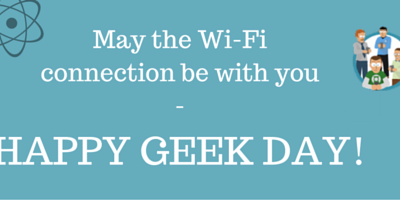To all our fellow Wi-Fi geeks…