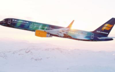 Icelandair is now offering in-flight Wi-Fi