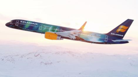 Several months ago, Icelandair - the first fleet-wide transatlantic airline, enabled in-flight Wi-Fi - in-flight wifi