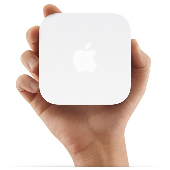 A vulnerability in Apple's Airport Express Base Station could facilitate hackers to take control of your network. If you have yet to update your firmware, we recommend you do so in order to prevent any risk of intrusion. - The AirPort Express Apple model (apple router).