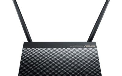 ASUS AC51U, 802.11ac dual-band wireless router