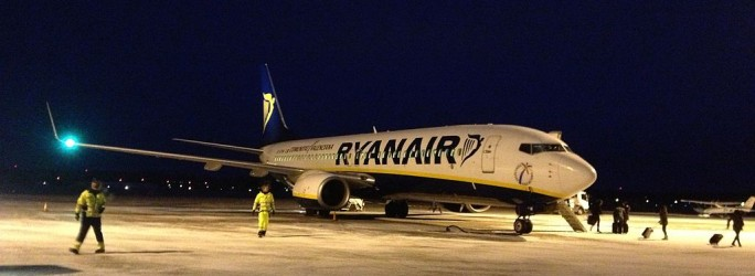 Ryanair in-flight WiFi entertainment Wi-Fi service on-board