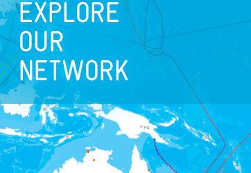 Telstra's free public Wi-Fi hotspot network in Tasmania