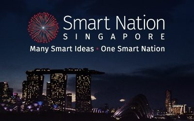 Singapore – the first smart nation in the world
