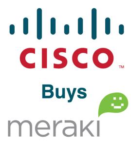 cisco acquires meraki done