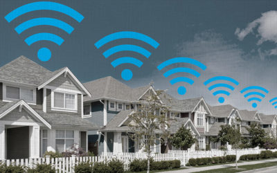 Home Wi-Fi routers double as a public hotspot