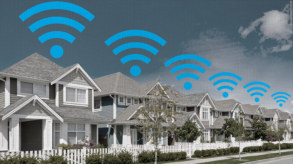 A recent report announces that 1 out of every 3 home Wi-Fi routers will be used also as a public hotspot by 2017. - Comcast is an example of carrier company that uses the home router of its clients.