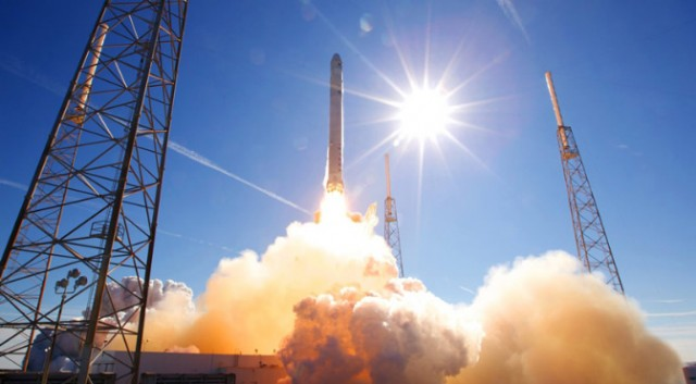 Space X CEO and CTO Elon Musk awaits government approval on a multi-million dollar project in the global telecommunications industry to launch 4,000 Internet satellites that will broadcast signals of high-speed Internet across the globe. 1