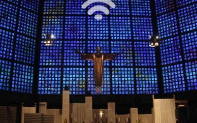 "German churches offer free Wi-Fi via ""Godspots"""