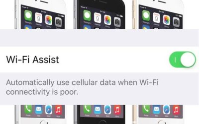 iOS9's Wi-Fi Assist feature has cost Apple a $5M+ class action lawsuit