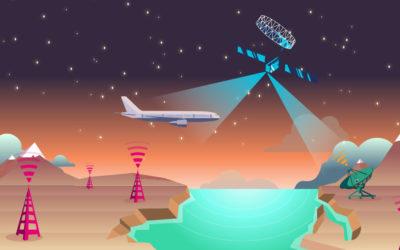 Lufthansa trials Deutsche Telekom & Inmarsat's in-flight 4G network