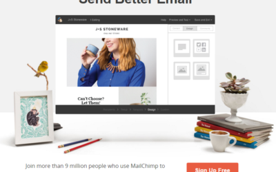 Mailchimp connector: WiFi-based Email Marketing