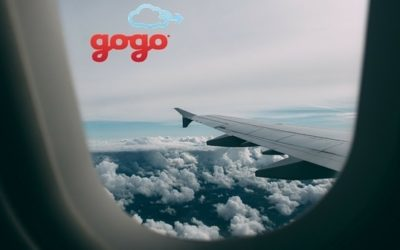 Gogo will provide in-flight Wi-Fi to an airline company