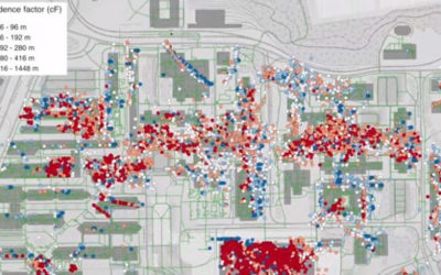 Wi-Fi tracking positively impacts pedestrian behavior