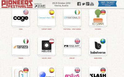 Tanaza selected in the top 50 at Pioneers Festival among 850 global startups