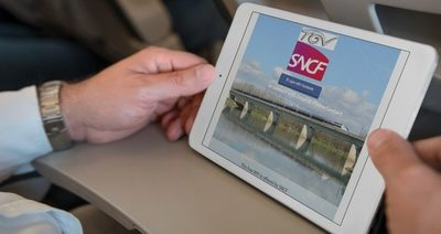 Free Wi-Fi access in the TGV trains in 2017