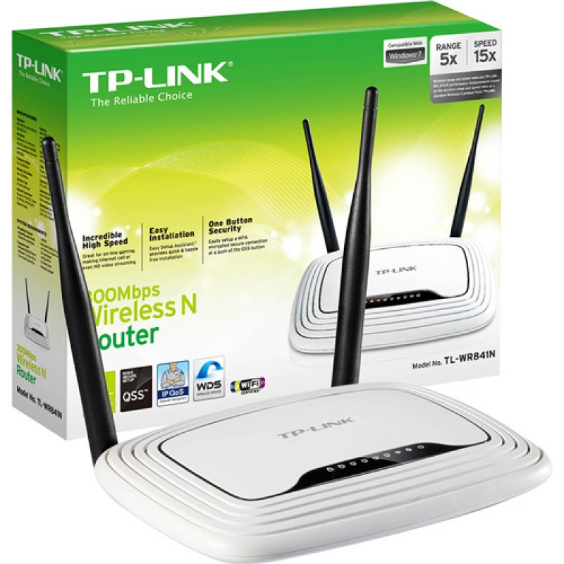 TP-links donates 1,045 WLAN routers to support the Freifunk initiative to provide Wi-Fi coverage at refugee centres in Germany.- TP-Link router WR841N