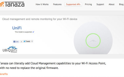 Cloud manage UniFi – no need for UniFi Controller – no need for host