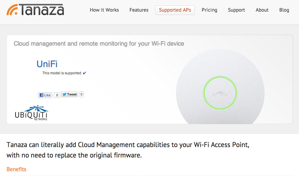 Cloud manage UniFi - no need for UniFi Controller - no need