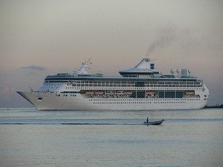 WiFi@Sea provides high bandwidth Internet for Carnival guests