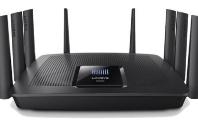 Linksys EA9500 Max-stream™ AC5400 Wi-Fi router