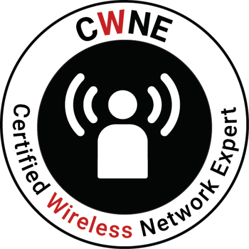 find out more information about the best certifications for Wi-Fi professionals, a good way for you to demonstrate your skills in Wi-Fi networking