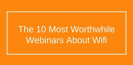 With these webinars, you can find out more about the Wi-Fi industry, its latest trends, innovations, Wi-Fi cloud management, high-capacity network design and much more. Webinars-about-Wi-Fi