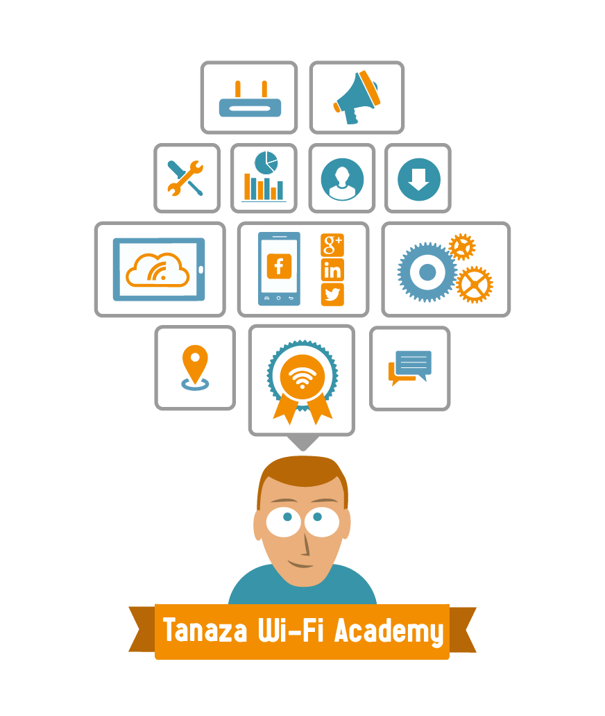 Wi-Fi cloud management and social hotspots | Tanaza Wi-Fi Academy