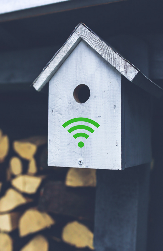 "In the 2015 ""European City Ranking"", Amsterdam ranked 13th with respect to the measures it takes against air pollution. Fortunately, a smart initiative is now changing this situation by implementing special birdhouses that offer free Wi-Fi to the locals who contribute the improvement of the air quality. - Wi-Fi birdhouses in Amsterdam for clean air"