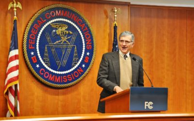 FCC Chairman Tom Wheeler plans to step down