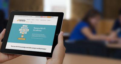 Why become Tanaza Wi-Fi Academy certified?