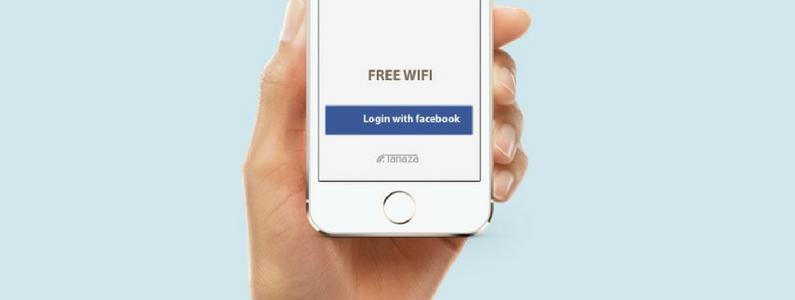 access Wi-Fi hotspot
